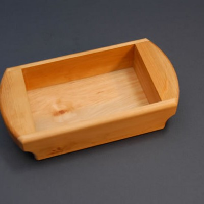Butter case casing (with handles)