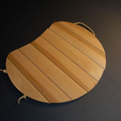 Sitting board (with arope)